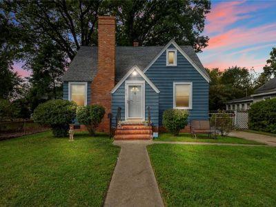 property image for 217 Cherokee Road HAMPTON VA 23661