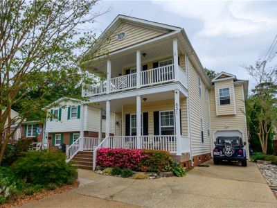 property image for 831 Kennedy Avenue VIRGINIA BEACH VA 23451