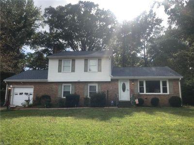 property image for 4008 Tarnywood Drive PORTSMOUTH VA 23703