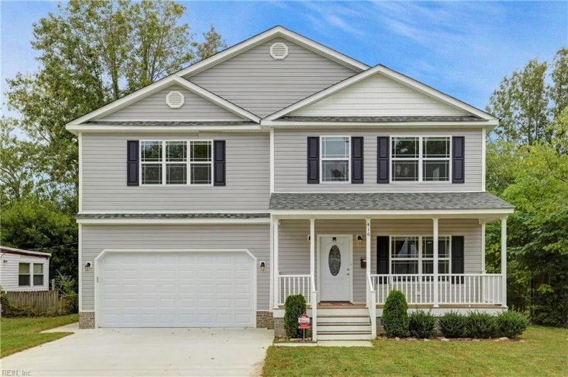 Photo 1 of 41 residential for sale in Hampton virginia