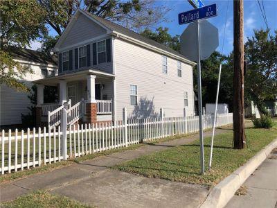 property image for 842 Pollard Street NORFOLK VA 23504