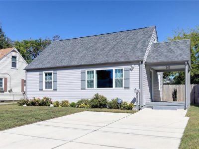 property image for 378 Dewey Avenue HAMPTON VA 23661
