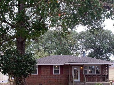 property image for 1524 Walnut Avenue CHESAPEAKE VA 23325
