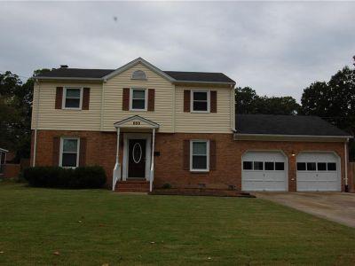 property image for 859 Costigan Drive NEWPORT NEWS VA 23608