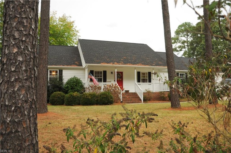 Photo 1 of 30 residential for sale in Isle of Wight County virginia