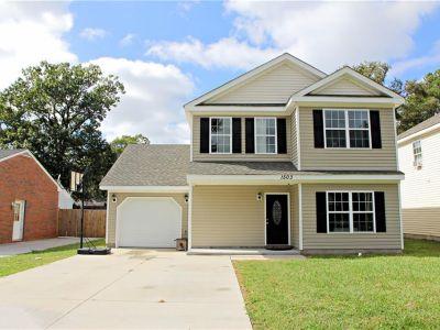 property image for 1503 Myrtle Avenue CHESAPEAKE VA 23325