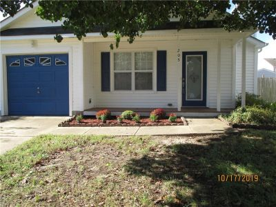 property image for 205 Jouster Way SUFFOLK VA 23434
