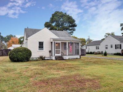 property image for 17 Davis Avenue NEWPORT NEWS VA 23601