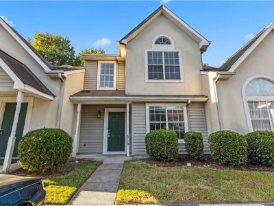 property image for 515 Shire Chase NEWPORT NEWS VA 23602