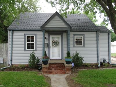 property image for 4516 Griffin Street PORTSMOUTH VA 23707