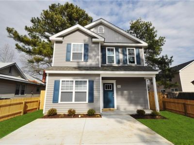 property image for 736 Rosewell Street CHESAPEAKE VA 23325
