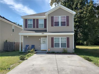property image for 1820 Cullen Avenue CHESAPEAKE VA 23324