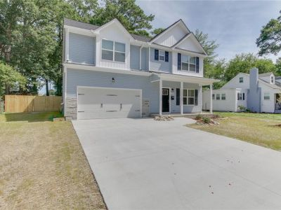property image for 8445 Quincy Street NORFOLK VA 23503