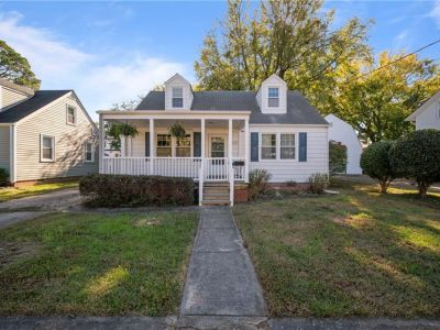 property image for 137 Leicester Avenue NORFOLK VA 23503