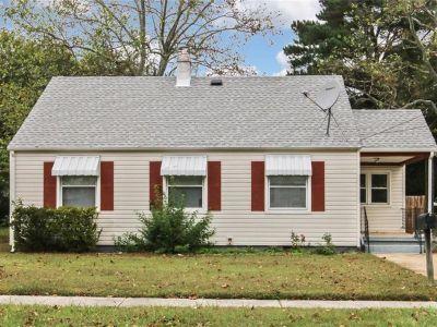 property image for 3912 Krick Street NORFOLK VA 23513