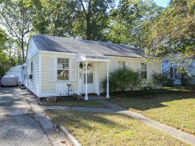 property image for 106 Glenwood Road HAMPTON VA 23669