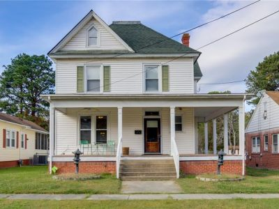 property image for 214 Highland Avenue SUFFOLK VA 23434