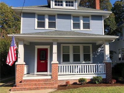 property image for 610 Carolina Avenue NORFOLK VA 23508