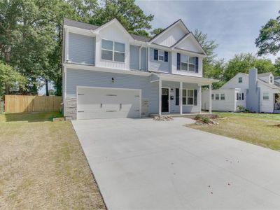 property image for 9431 Hickory Street NORFOLK VA 23503