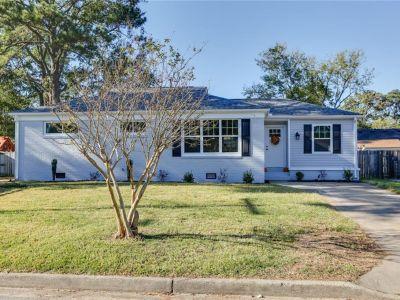 property image for 8405 Nathan Avenue NORFOLK VA 23518
