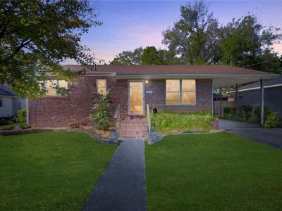 property image for 9501 Willow Terrace NORFOLK VA 23503