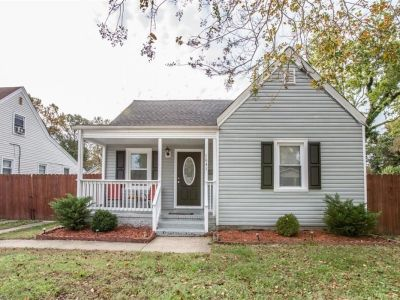 property image for 1041 Hugo Street NORFOLK VA 23513