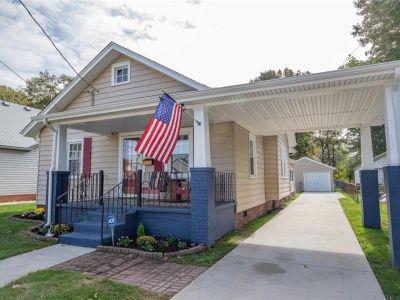 property image for 4821 Windermere Avenue NORFOLK VA 23513