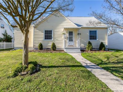 property image for 3469 E Bonner Drive NORFOLK VA 23513