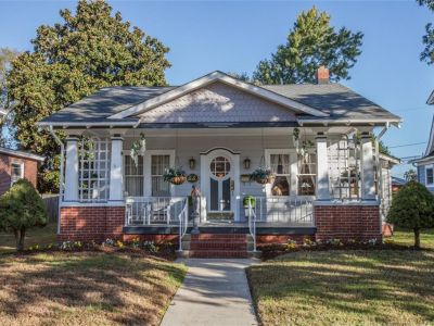 property image for 66 Linden Avenue HAMPTON VA 23669