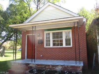 property image for 1272 Courtney Avenue NORFOLK VA 23504