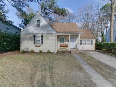 property image for 3668 Hyde Circle NORFOLK VA 23513