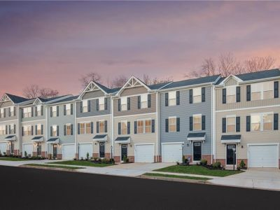 property image for MM Plan 1307 At Moore's Pointe Towns  SUFFOLK VA 23434