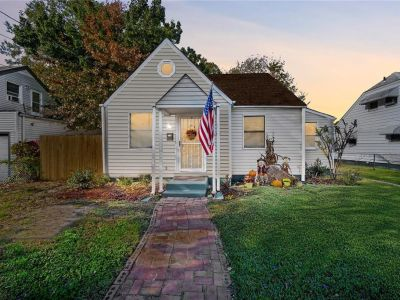 property image for 3543 Brest Avenue NORFOLK VA 23509