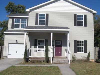 property image for 3928 Peterson Street NORFOLK VA 23513