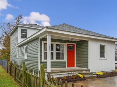 property image for 2921 Watson Street PORTSMOUTH VA 23707