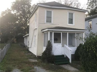 property image for 217 5th Street SUFFOLK VA 23434