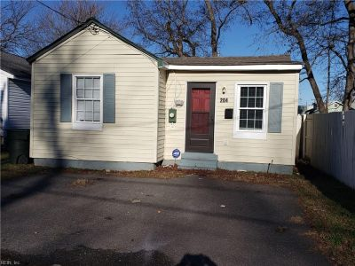 property image for 204 Chamberlin Avenue HAMPTON VA 23663