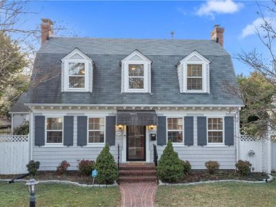 property image for 407 Grayson Street PORTSMOUTH VA 23707