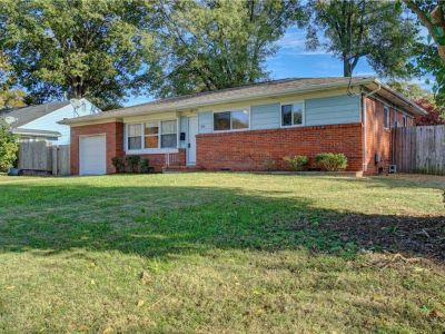 property image for 7024 Doummar Drive NORFOLK VA 23518
