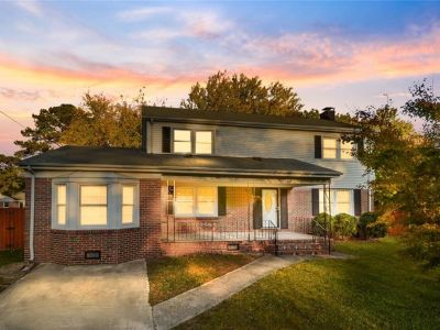 property image for 3621 Loon Court PORTSMOUTH VA 23703