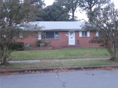 property image for 8115 Pace Road NORFOLK VA 23518