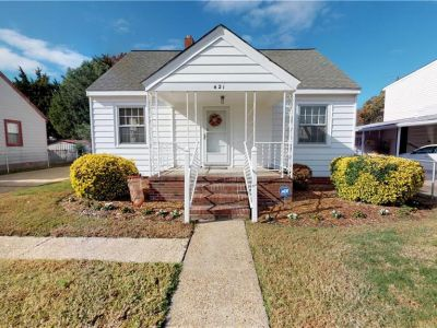 property image for 421 Melville Road HAMPTON VA 23661