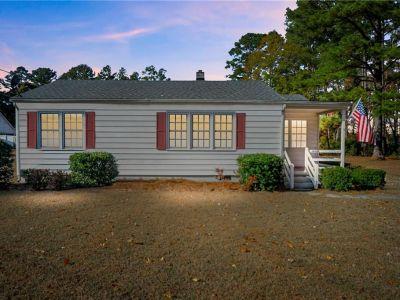 property image for 23352 Grant Street SOUTHAMPTON COUNTY VA 23837