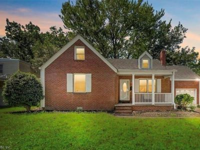 property image for 8817 Commodore Drive NORFOLK VA 23503