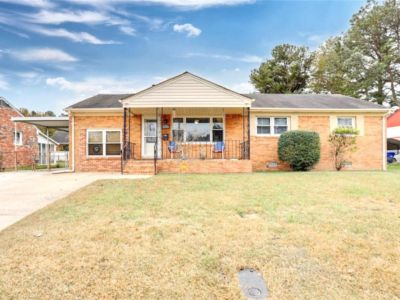property image for 1003 ROBINSON Road PORTSMOUTH VA 23701