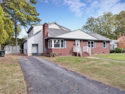property image for 13 Greenfield Avenue HAMPTON VA 23666