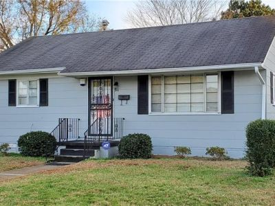 property image for 511 Roosevelt Boulevard PORTSMOUTH VA 23701
