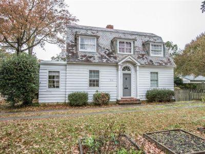 property image for 316 Palen Avenue NEWPORT NEWS VA 23601