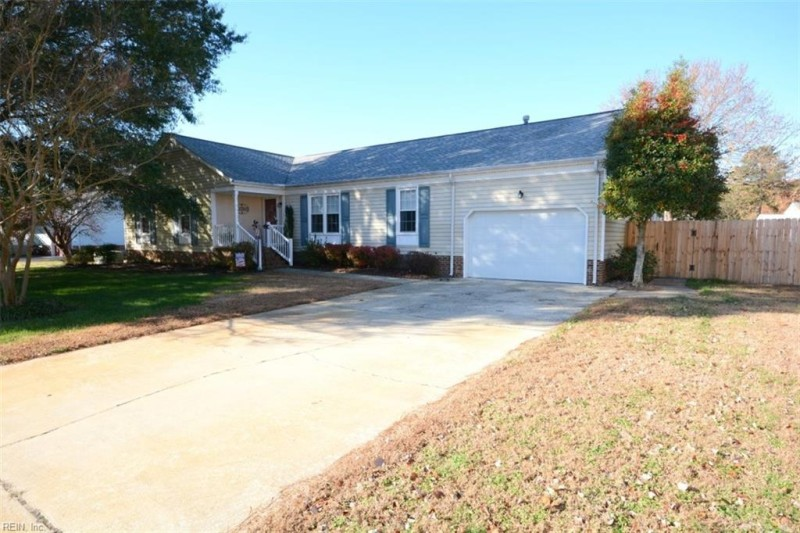 Photo 1 of 36 residential for sale in Poquoson virginia