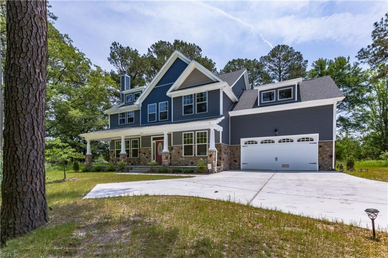 Photo 1 of 42 residential for sale in Poquoson virginia